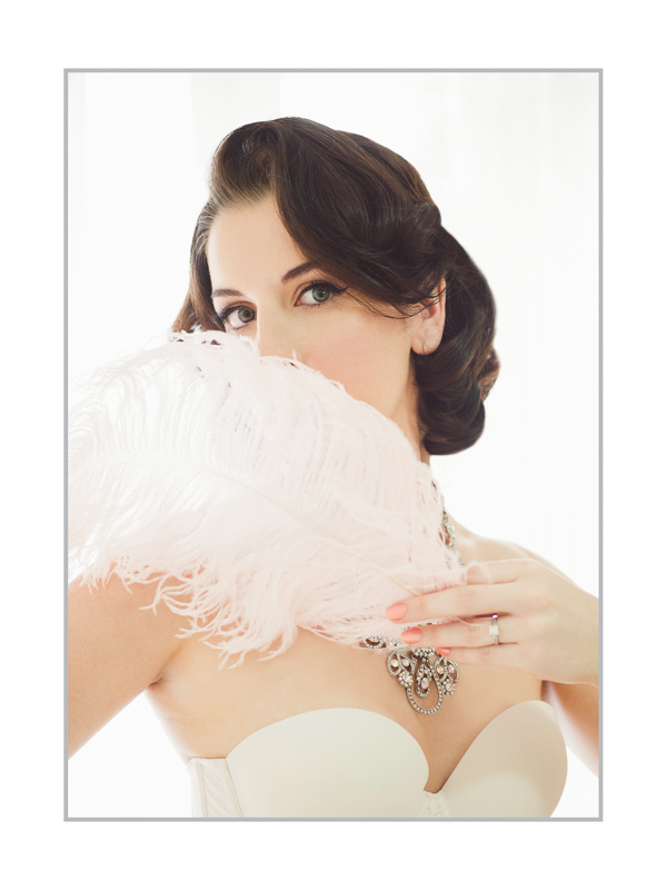 Vintage Glamour, Boudoir Photography, Karen Woo, Fashion Photography, Finessence Photography