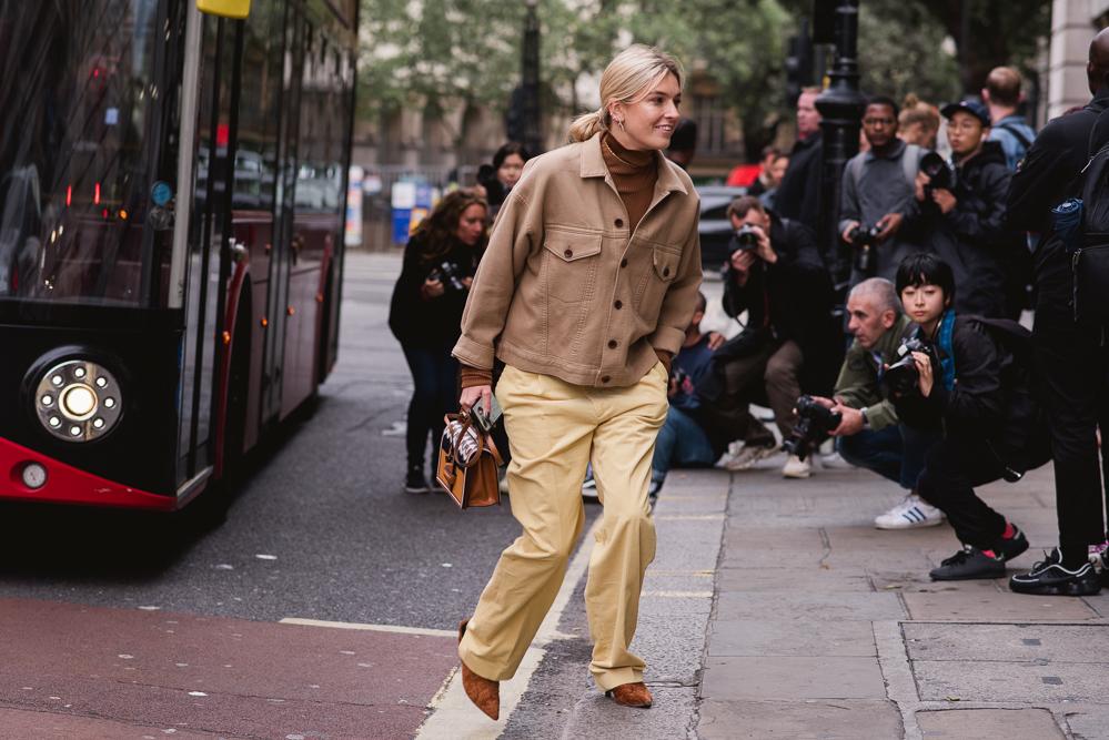 London Street Style Karen Woo