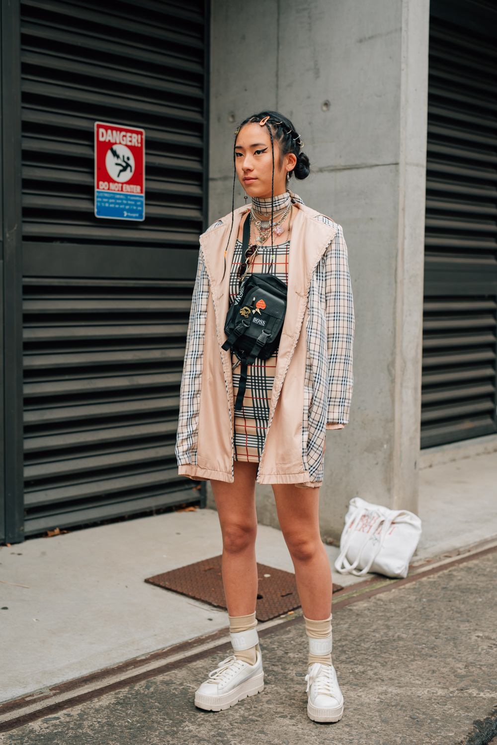 Watch Sydney Street Style: Snaps From Mercedes-Benz Fashion WeekAustralia video