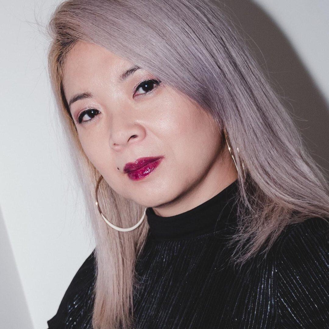 Karen Woo Shoots Advertising